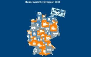 Bundesverkehrswegeplan, BVWP 2030, Bundesministerium, Alexander Dobrindt
