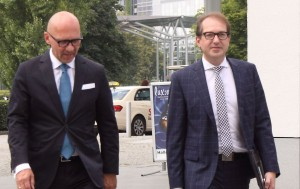 Alexander Dobrindt, Bundesverkehrsministerium, Klaus Dittrich, Messeanbindung, S-Bahn-Bündnis Ost