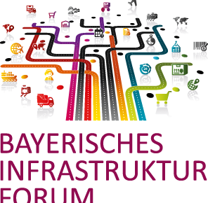 Logo Bayerisches InfrastrukturForum
