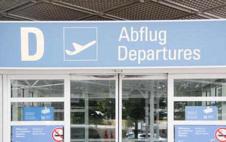 Departures Flughafen München