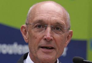 Alexander Freitag, Geschäftsführer des MVV