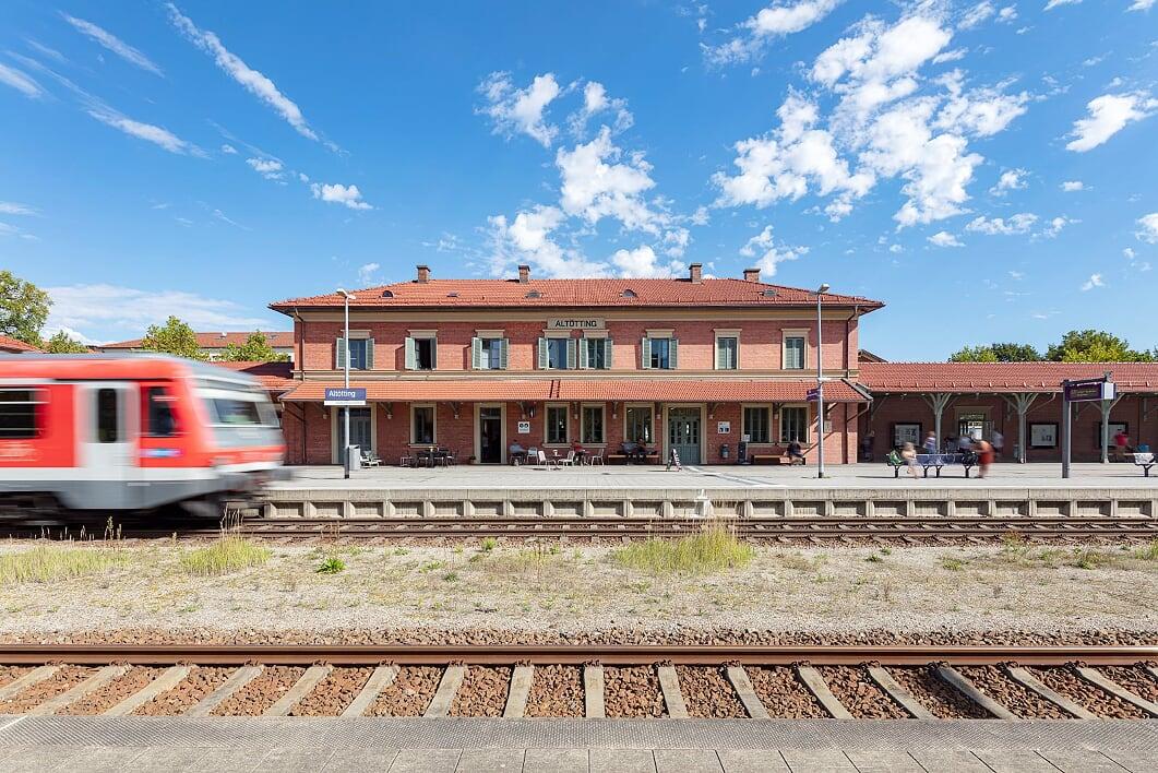 Bahnhof Altötting